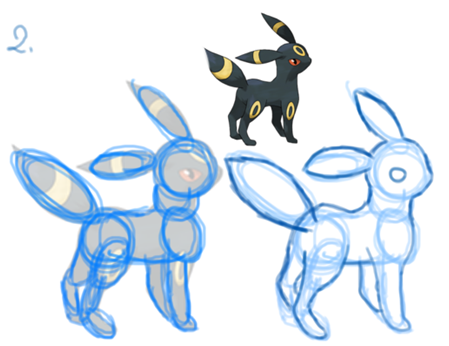 Disegna Il Tuo Pokemon 1